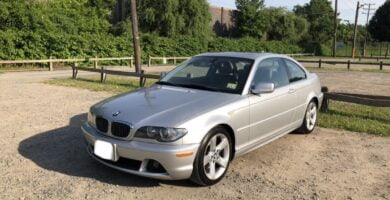 Manual BMW 325Ci 2005 de Usuario