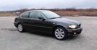 Manual BMW 325Ci 2006 de Usuario