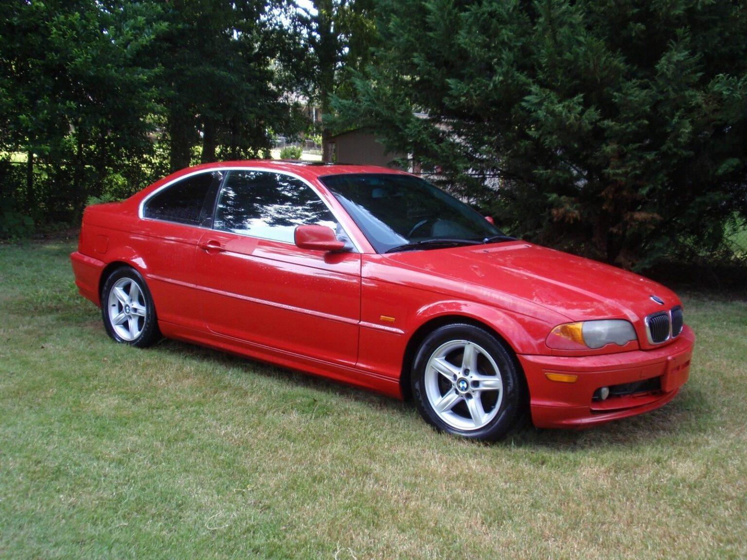 Manual BMW 325ci Coupe 2002 de Usuario