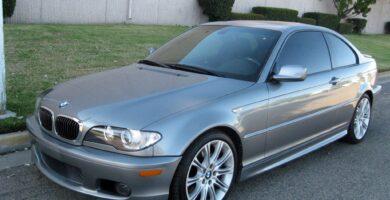 Manual BMW 325ci Coupe 2003 de Usuario
