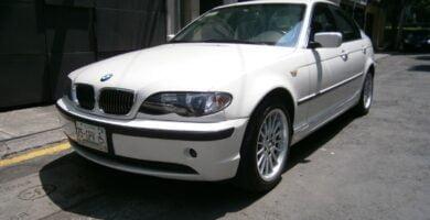 Manual BMW 325i 2002 de Usuario