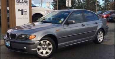 Manual BMW 325i 2005 de Usuario
