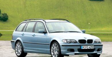 Manual BMW 325i Wagon 2003 de Usuario