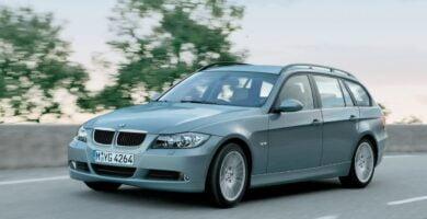 Manual BMW 325xi Sports Wagon 2006 de Usuario