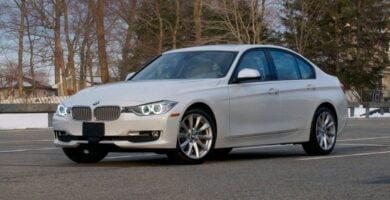 Manual BMW 328d 2014 de Usuario