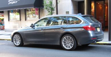 Manual BMW 328d xDrive Sports Wagon 2014 de Usuario