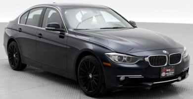 Manual BMW 328i 2014 de Usuario