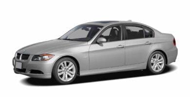 Manual BMW 328i Sedan 2007 de Usuario