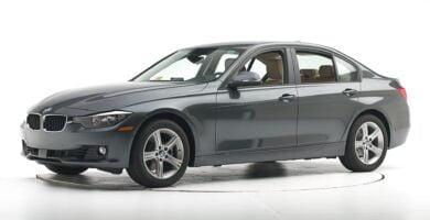 Manual BMW 328i Sedan 2015 de Usuario