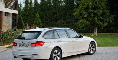 Manual BMW Serie 3 Sports Wagon 2015 de Usuario