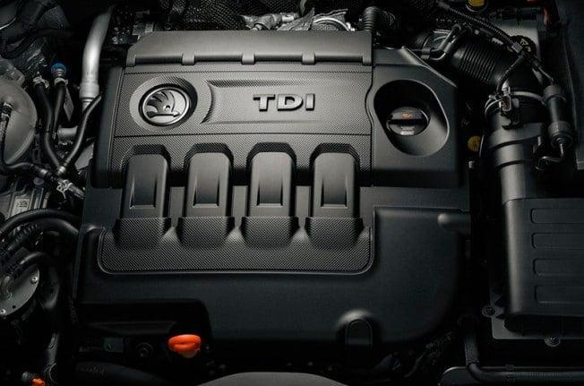 Motor Skoda