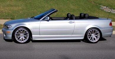 Manual BMW 330Ci Convertible 2004 de Usuario