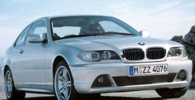 Manual BMW 330Ci Coupe 2003 de Usuario