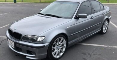 Manual BMW 330i Sedan 2004 de Usuario