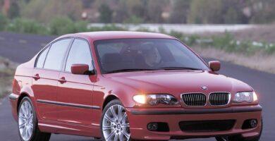 Manual BMW 330xi Sedan 2003 de Usuario