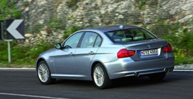 Manual BMW 330xi iDrive Sedan 2005 de Usuario
