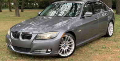 Manual BMW 335d 2011 de Usuario