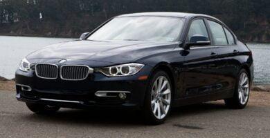 Manual BMW 335i 2012 de Usuario