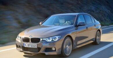 Manual BMW 335i 2014 de Usuario