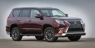 Manual LEXUS GX460 2018