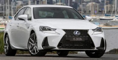 Manual LEXUS IS300h 2016