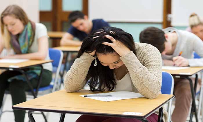Nervioso en el Examen de Comipems 2021