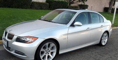 Manual BMW 335i Sedan 2009 de Usuario