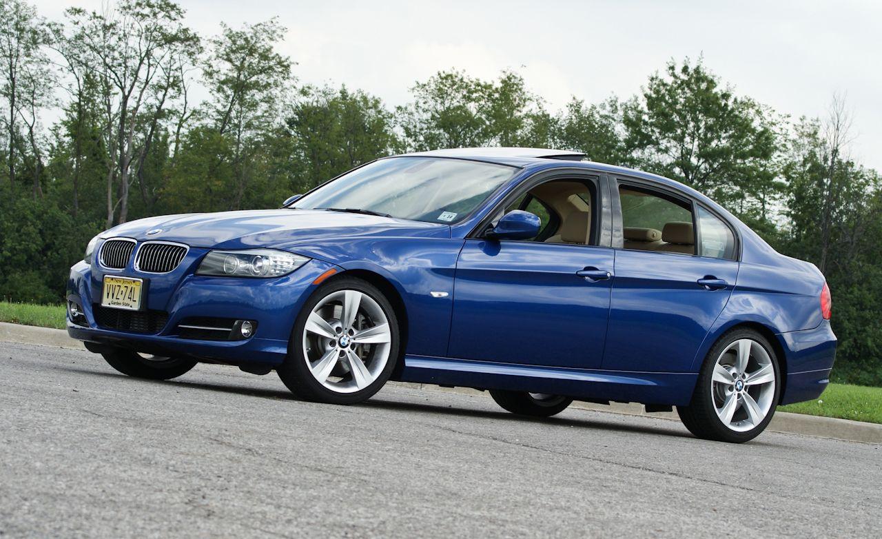Manual BMW 335i Sedan 2011 de Usuario