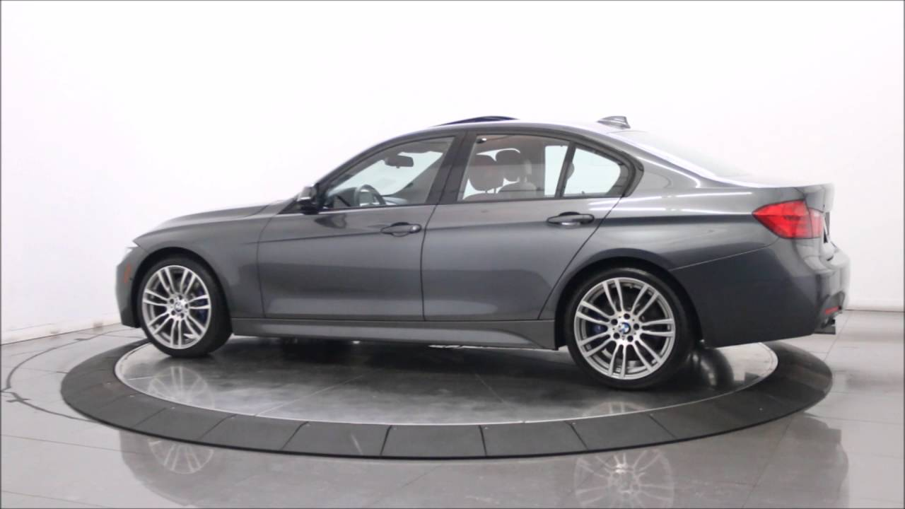 Manual BMW 335i xDrive Sedan 2014 de Usuario