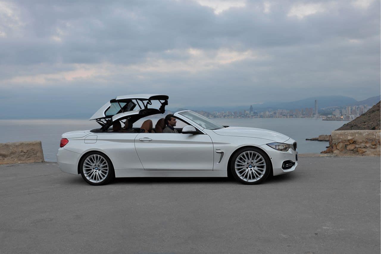 Manual BMW 428i Convertible 2014 de Usuario