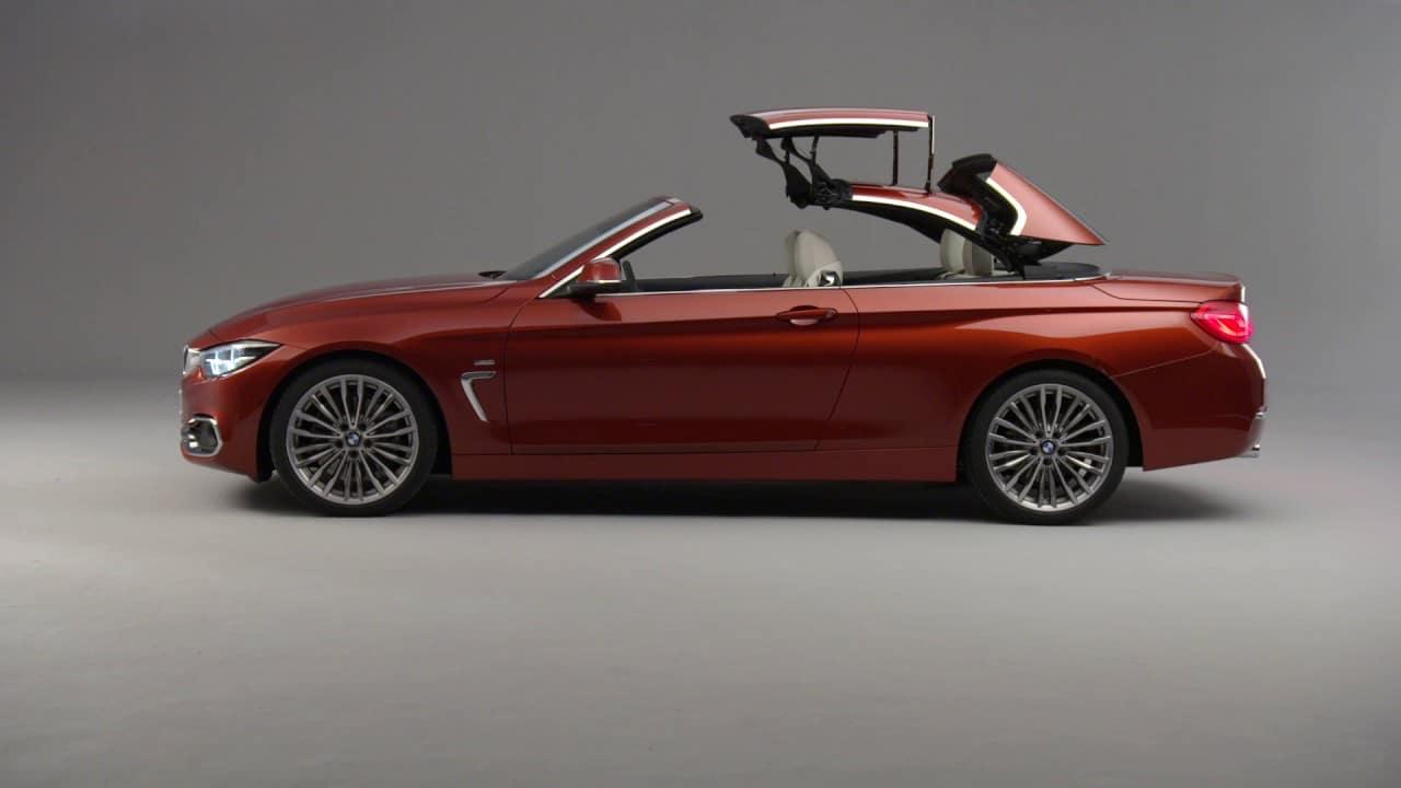 Manual BMW 428i Convertible 2017 de Usuario