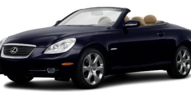 Manual LEXUS SC430 2008
