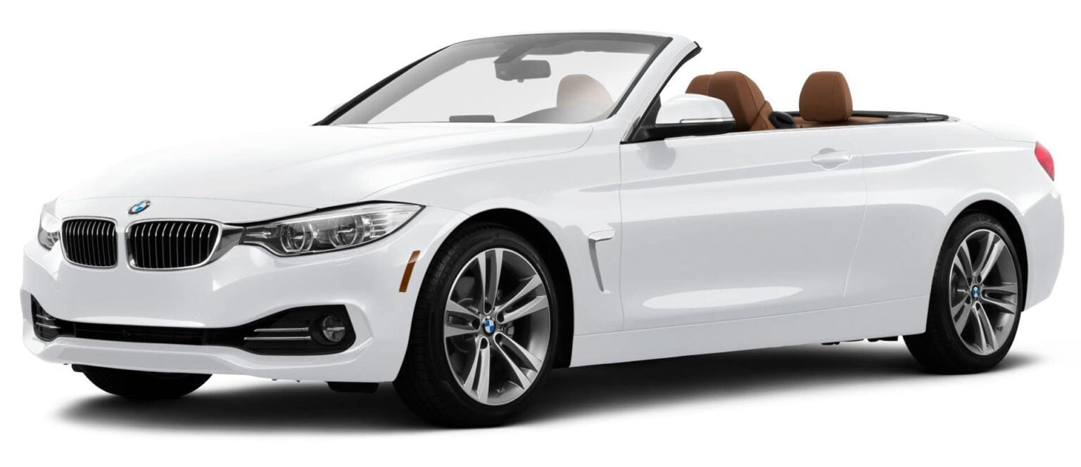 Manual BMW 428i xDrive Convertible 2016-2015 de Usuario