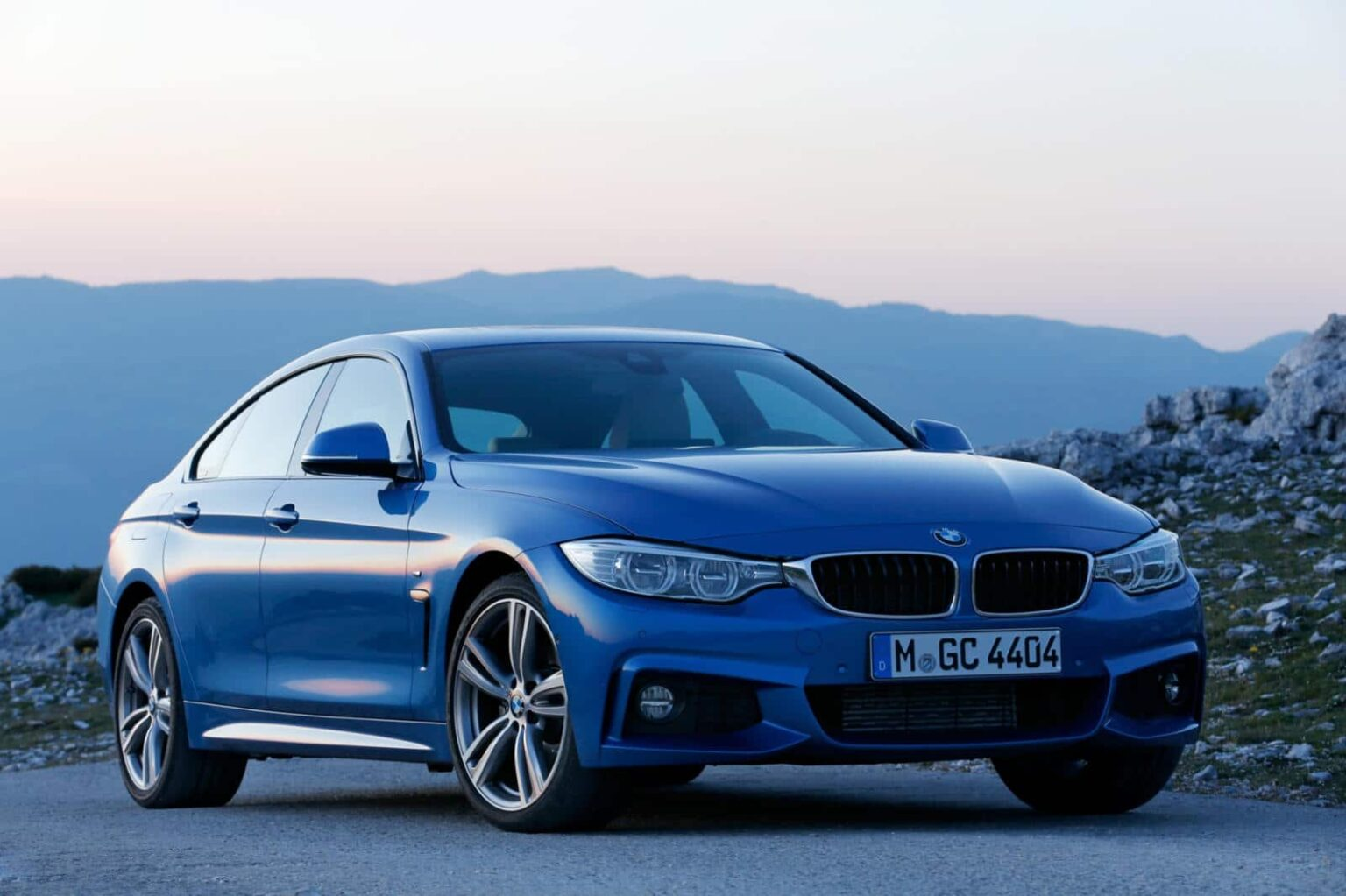 Manual BMW 428i xDrive Gran Coupe 2016-2015 de Usuario