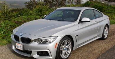 Manual BMW 435i Convertible 2016-2014 de Usuario