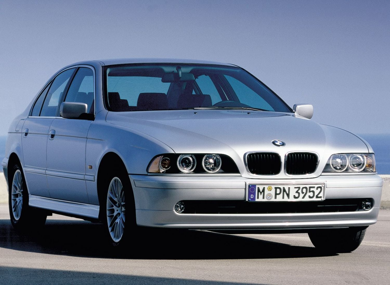 Manual BMW 5 Series 2000-2003 de Usuario