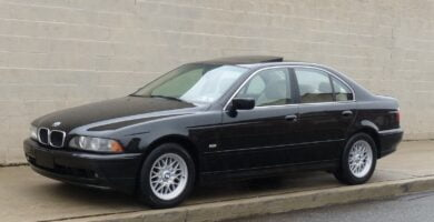 Manual BMW 525xi 2002 de Usuario