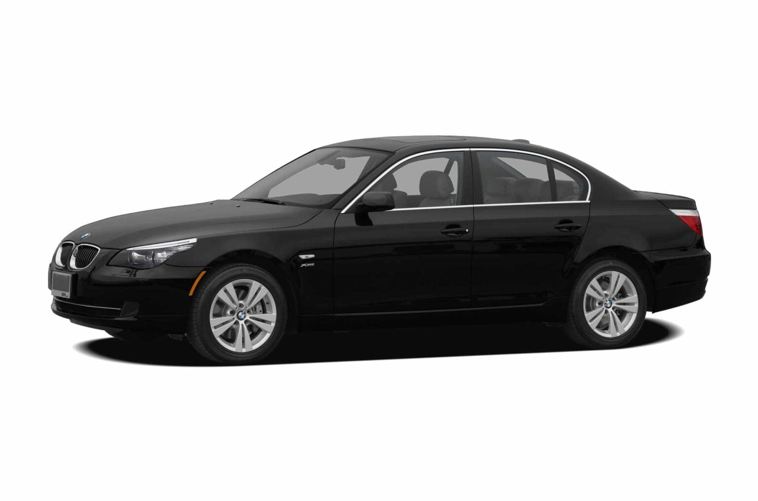 Manual BMW 528xi 2008 de Usuario