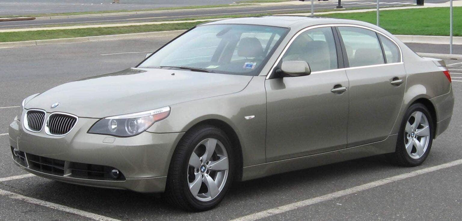 Manual BMW 530i 2005-2007 de Usuario