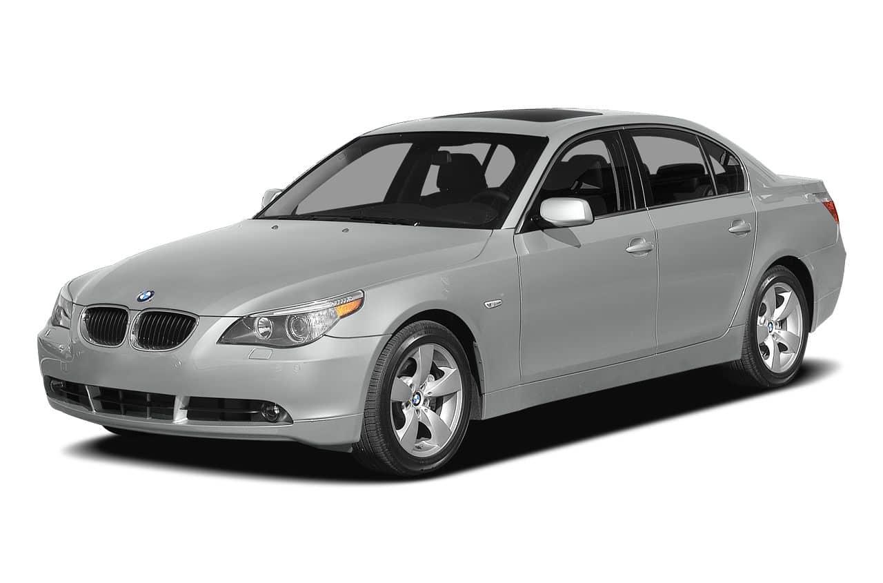 Manual BMW 530xi Sedan 2006-2007 de Usuario