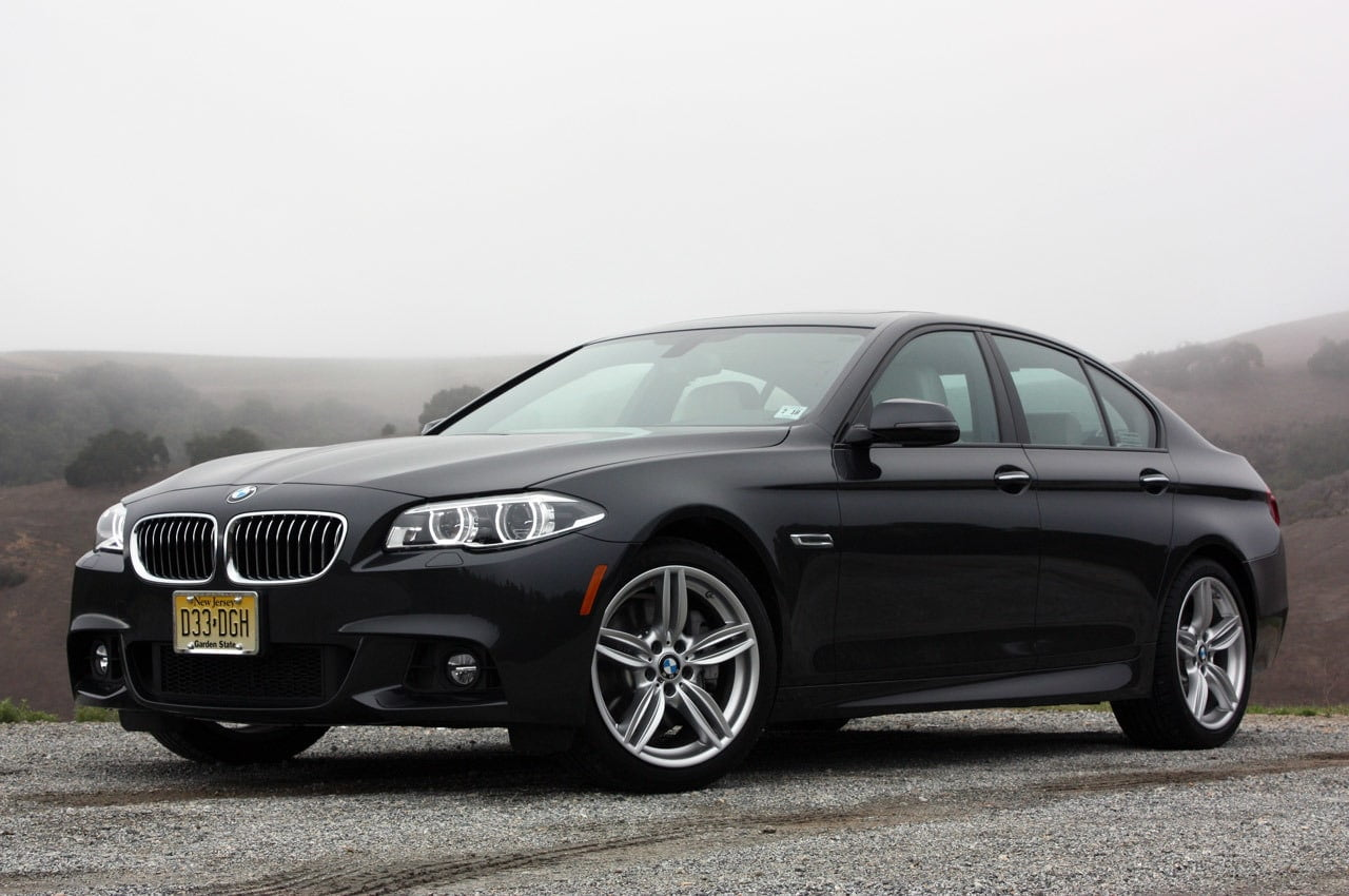 Manual BMW 535d Sedan 2014-2016 de Usuario