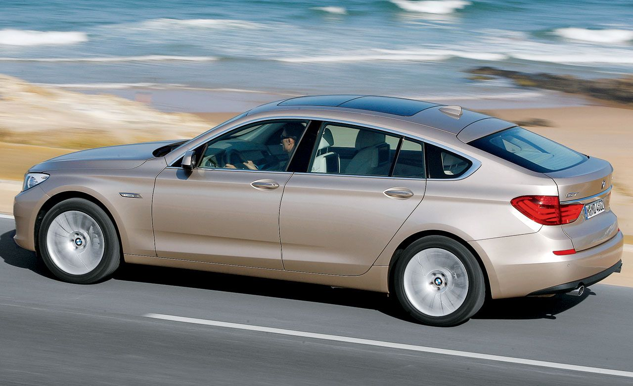 Manual BMW 535i Gran Turismo 2010-2015 de Usuario