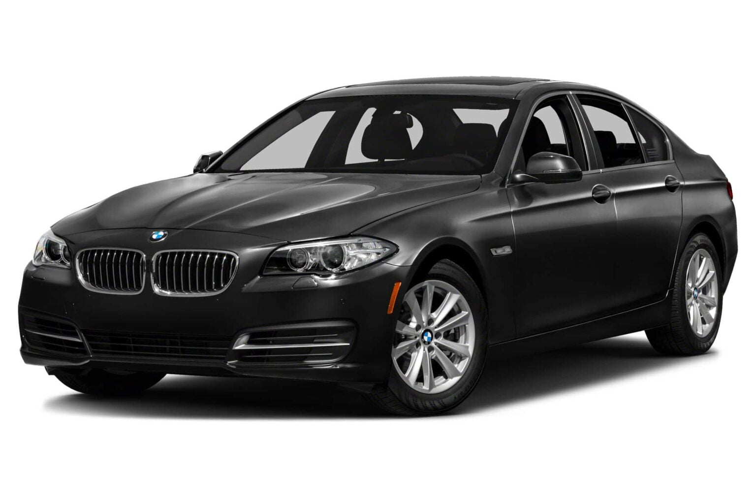 Manual BMW 535i Sedan 2008-2016 de Usuario