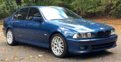 Manual BMW 540i Sedan 2000-2003 de Usuario