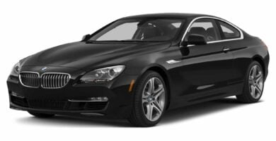 Manual BMW 650i Coupe 2008-2015 de Usuario