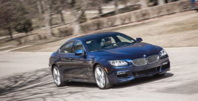 Manual BMW 650i Xdrive Gran Coupe 2013-2014 de Usuario