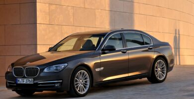 Manual BMW 740i 1998-2013 de Usuario