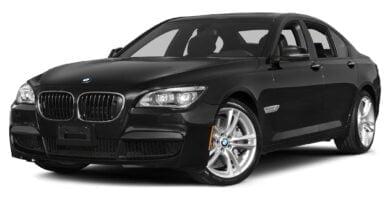 Manual BMW 750Li 2006-2014 de Usuario