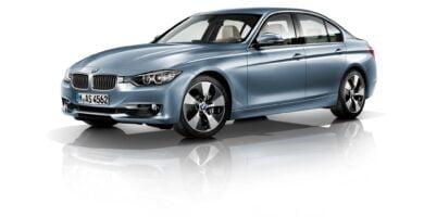 Manual BMW Activehybrid 3 2013-2014 de Usuario