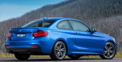 Manual BMW M235i 2014 de Usuario